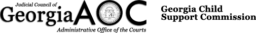 Child Support Commission Logo